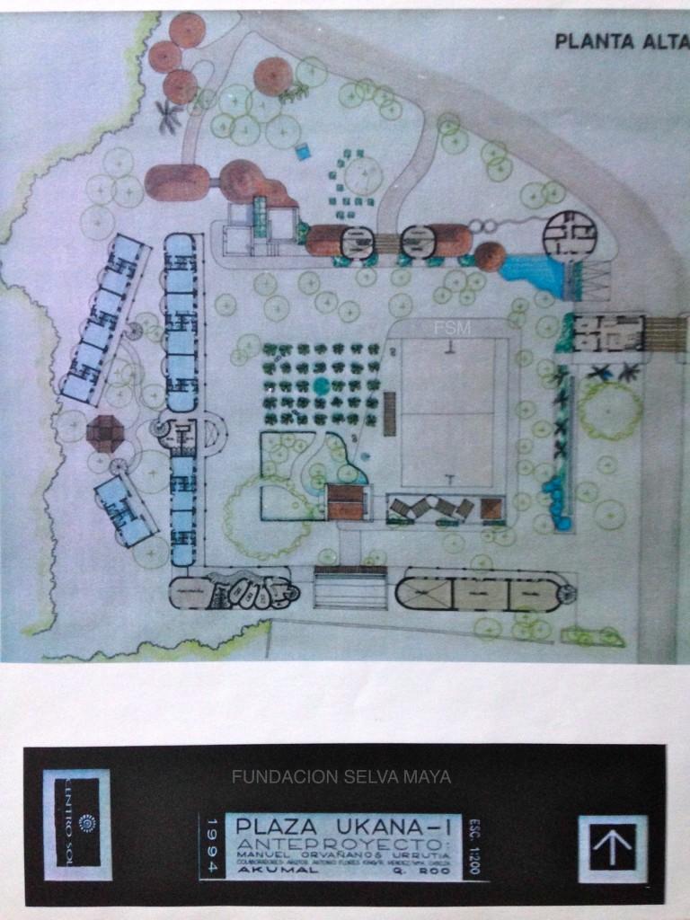 Proyecto Centro Ecológico de Akumal (CEA) Ukana 1