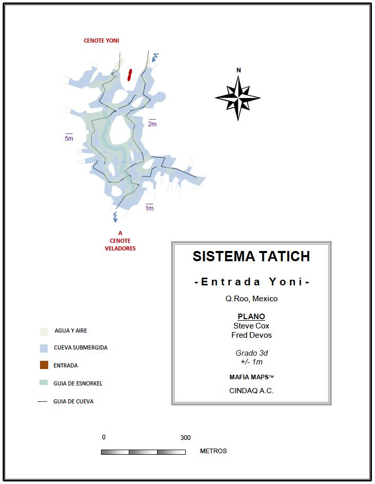 Mapa de Yoni por....